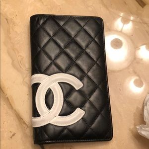 c08b0eb12bfe CHANEL Bags | Calfskin Quilted Ligne Cambon Yen Wallet | Poshmark